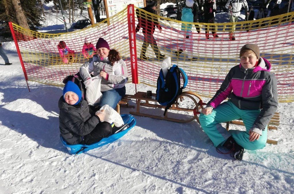 Winterlager der Sächsischen Turnerjugend
