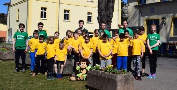 Mit der Sächsischen Turnerjugend ins Kindererlebnislager 2018